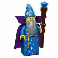 GENUINE LEGO MINIFIGURE SERIES 12 71007 WIZARD