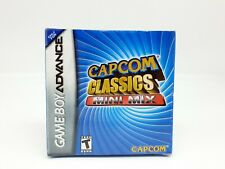 Capcom Classics Mini Mix GBA Sealed NTSC