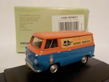 Ford 400E Van - Fordson Tractors, Oxford Diecast 1/76 New