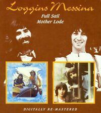 Loggins & Messina - Full Sail / Mother Lode [New CD] UK - Import