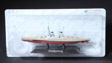 Deagostini Imperial German Navy SMS Hindenburg Battlecruiser 1/1250 Model