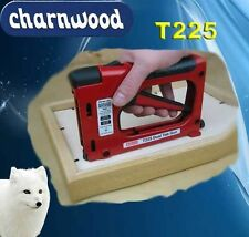 Charnwood T225 Hand Operated Tab Driver  with 2500 T4R Rigid Tabs