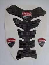 Motorcycle Tank Pad Protector Sticker | (Ducati) Corse