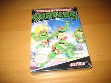 Teenage Mutant Ninja Turtles Nintendo NES Brand New Sealed TMNT