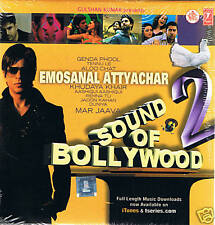 SOUND OF BOLLYWOOD 2 - NEW BOLLYWOOD COMPILATION CD