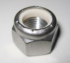 """1/2"""" UNF Nyloc Nut - A2 Stainless Steel (Qty 5)"""