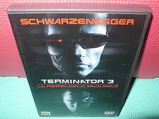 TERMINATOR 3 - EDIC. 2 DVDS  - ARNOLD SCHWARZENEGGER -