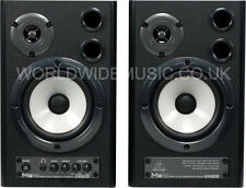 Behringer MS40 Negro 2x 20 w altavoces Monitor Digital
