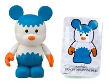 "Disney 3"" Vinylmation Urban series 2 Blue bear w/card"