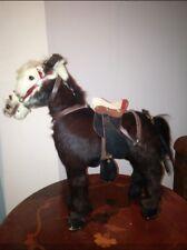 Cavallo Di Legno Giocattolo.Cavallo Legno A Giocattoli D Epoca Di Legno Ebay