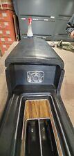 1969 Mach 1 Mustang center console