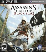 Assassin's Creed IV Black Flag Essentials PS3 Sony PlayStation 3