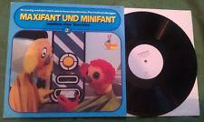 LP: Maxifant und Minifant machen eine Seereise - PEGGY Weissmuster Rar!!!