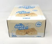 Case of 10 Gluten Free Marshmallow Crispy Treat Bar, High Protein, Original (P2)