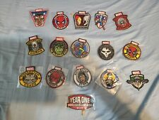 Funko Marvel Collector Corps Patch Lot