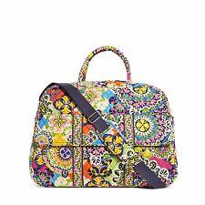 "Vera Bradley Beautiful ""Rio"" Grand Traveler Travel Bag NWT!"