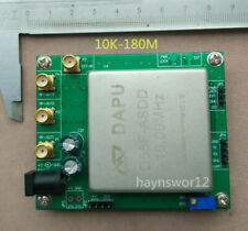 10MHz OCXO Crystal Oscillator Frequency Reference Board Adjustable 10K-180M 2020