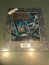 Star Wars Rebel Assault Chromart Print