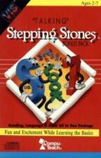 Talking Stepping Stones Bonus Pack Level 1 & 2 Vis Cd reading language math game