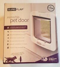 SureFlap Microchip Pet Door New Never Opened - Dealer Price is $200!