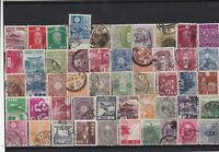 Japan early used stamps Ref 15854
