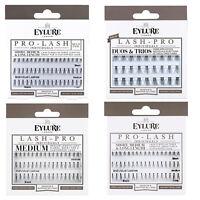 Eylure PRO-LASH Individual Flare False Eyelashes + Glue Short/Medium/Long Length