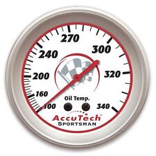 Longacre Racing AccuTech Sportsman Oil Temperature Gauge Mechanical (46521)