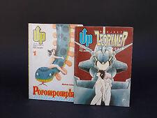 UP POROMPOMPIN  1 MAKOTO KOBAYASHI -1999 - STAR COMICS MANGA PROJECT ZEORYMER