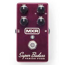 MXR Super Badass Variac Fuzz FX Pedal