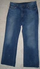 Lucky Brand Women's Button Fly Boot Cut Jeans Size 12/31