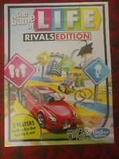 The game of life Rival Edition 2 players Ages 8+