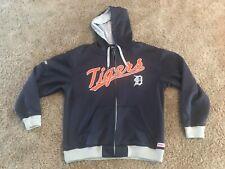 Detroit Tigers Sweatshirt Stiches L
