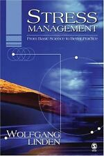 Stress Management: From Basic Science to Better Practice-ExLibrary