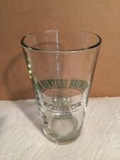 Fun Hunters Brewery Pint Beer Glass, Whitewater, WI