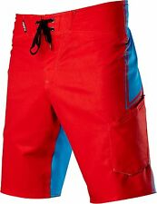 Fox Racing Mens 50/50 Boardshort Flame Red (31)