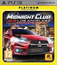 Midnight Club: Los Angeles -- Complete Edition (Platinum) (Sony PlayStation 3, …