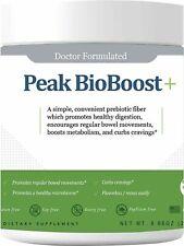 Peak BioBoost For Constipation, Gas And Bloating - Prebiotic Fiber-Better Poops
