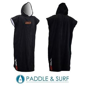 Gul Changing Towel Poncho Robe Hooded Beach Surf Swim Adults