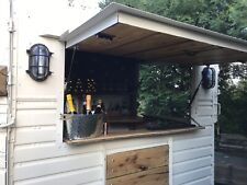 More details for horsebox mobile bar hire marquee wedding party barn birthday anniversary drinks