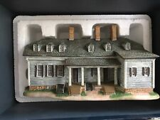Vintage Lang And Wise Colonial Williamsburg Wetherburn'S Tavern Mib