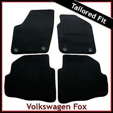 Volkswagen VW Fox Tailored Fitted Carpet Car Mat (2006...2009 2010 2011) 4Hole