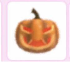 Roblox Adopt me Legendary Pumpkin Rare Virtual item