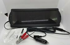 Sunway Solar Car Battery Trickle Charger Portable Solar Panel Battery Charger