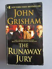 THE RUNAWAY JURY by John Grisham (1998 A Dell by Bantam. Paperback