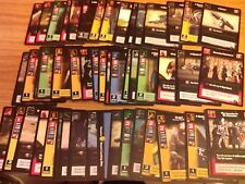 Star Wars Young Jedi TCG Menace of Darth Maul Lot of 50 - Group J