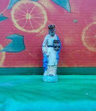 ancien santon crèche devineau taille 4 roi mage gaspard