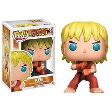 Figurine Funko Pop Street Fighter Ken - Special att