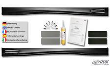 RDX Seitenschweller AUDI A3 8L Seiten Schweller Spoiler Leisten ABS RDSL001