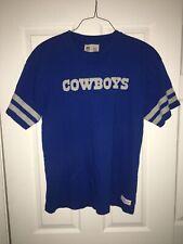 Dallas Cowboys Mitchell And Ness Shirt Size XL