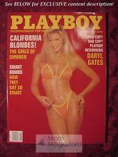 PLAYBOY August 1991 AMANDA DE CADENET CORINNA HARNEY ROBERT DOWNEY LENNY BRUCE